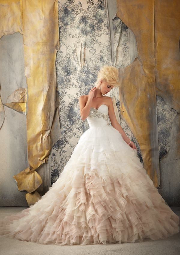 Wedding Philippines - Wedding Gowns- Mori Lee Spring 2013 Collection - 09a