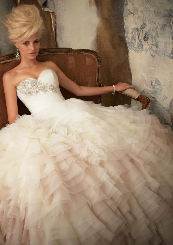 Wedding Philippines - Wedding Gowns- Mori Lee Spring 2013 Collection - 09b